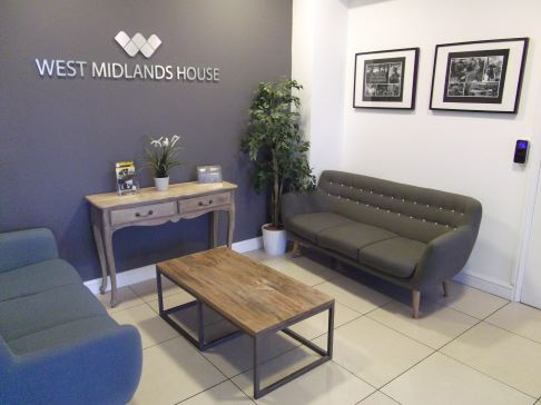 Counselling in Walsall, Willenhall and Sutton Coldfield in the West Midlands